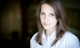 Headshots with Actress Laura Bailey