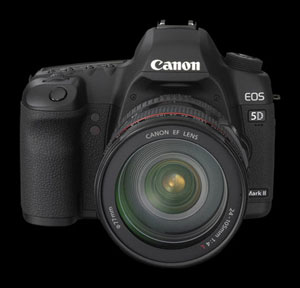 Canon EOS 5D Mark II Video DSLR