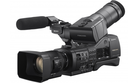 Sony NEX-EA50 Camcorder